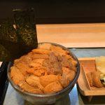 築地「鮨國」のこぼれうに丼を食べた感想!絶品の食べ方と待ち時間情報!